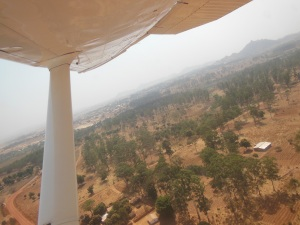 Yaounde to N'Gaoundere 020